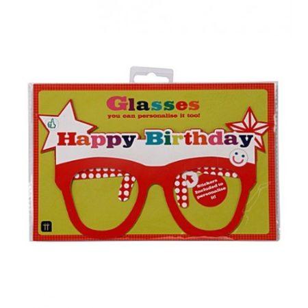 Bril, verjaardag, photobooth, happy birthday, verjaardagsbril